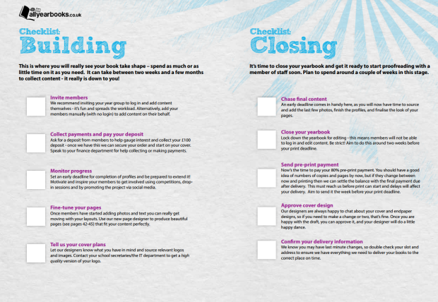 checklist_building_and_closing