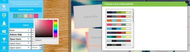 Theme - Palettes